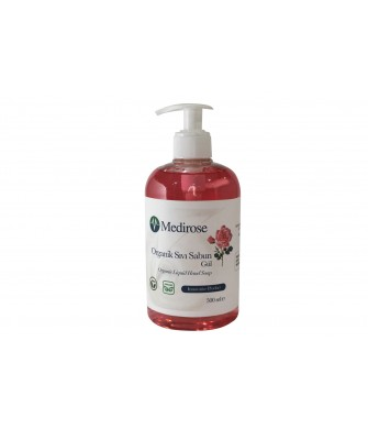 Gül Sıvı Sabunu 500 ML